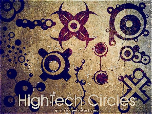 HighTech Circles .2. by env1ro