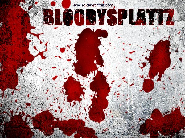 BloodySplattz .1. by env1ro