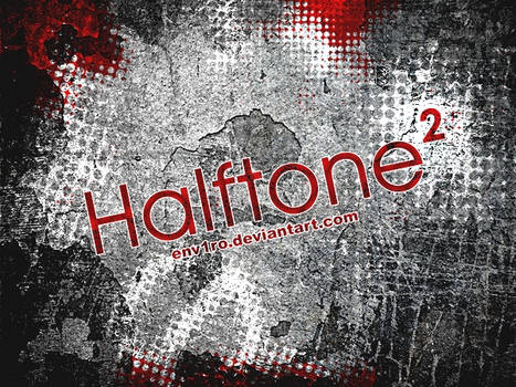 Halftone 2 brushes