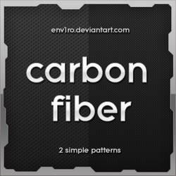 Carbon Fiber 2 simple patterns