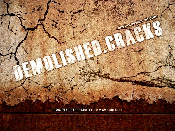 Demolished.Cracks by env1ro