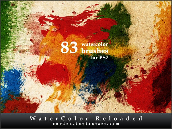 WaterColor Reloaded by env1ro