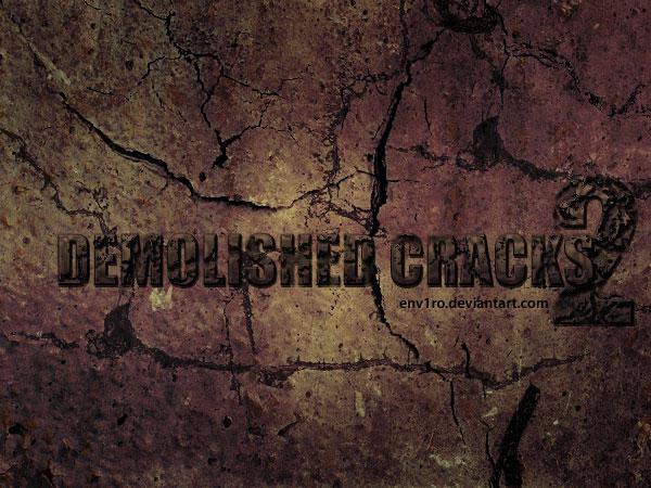 Demolished.Cracks .2. by env1ro