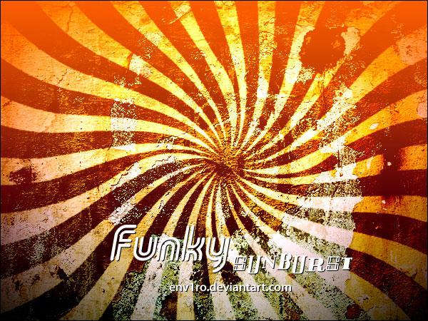 FunkySUNBURST by env1ro
