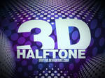 3D Halftone brushes by env1ro