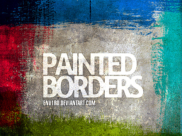 Paint Borders by env1ro