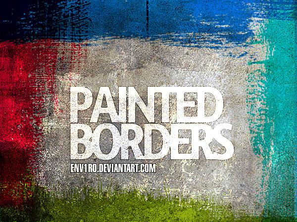 Paint Borders by env1ro