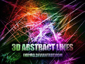 3D ABSTRACT LINES
