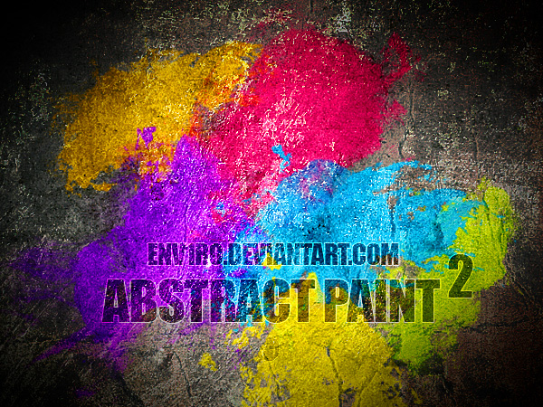 Abstract Paint 2