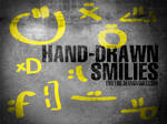 Hand-Drawn Smilies