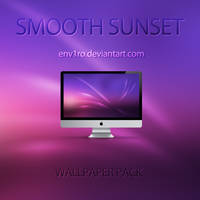 Smooth Sunset Wallpapers Pack