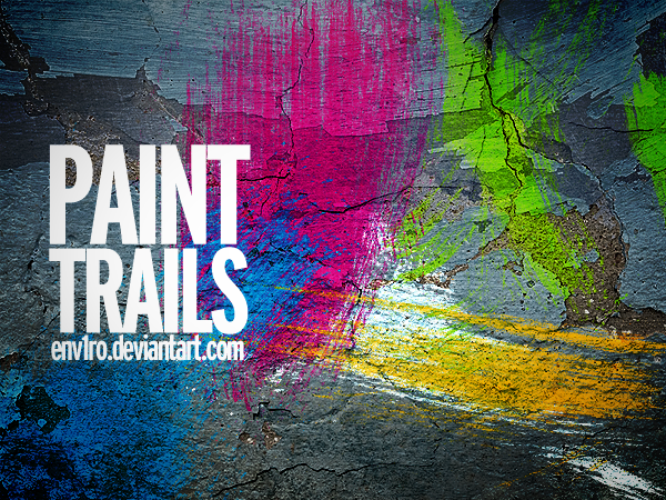 Paint Trails brushes