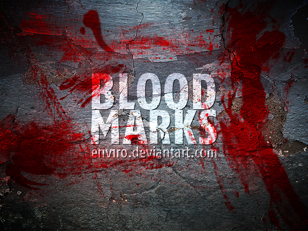 Blood Marks brushes by env1ro