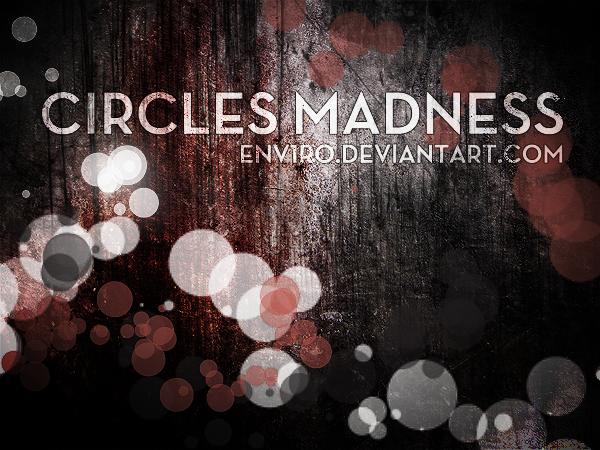 Circles Madness brushes by env1ro