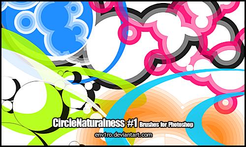CircleNaturalness .1. Photoshop Brushes