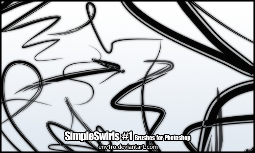 SimpleSwirls .1. Brushes