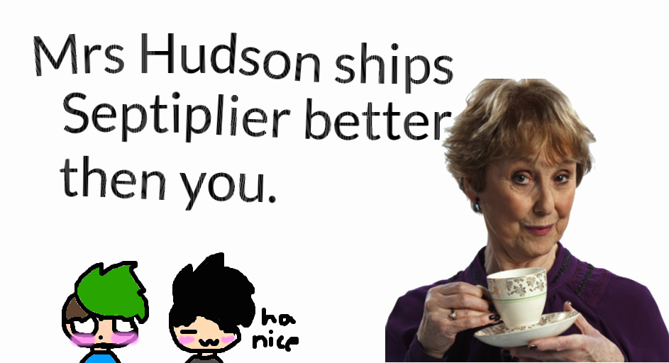 Mrs Hudson by Freshtalefangirl