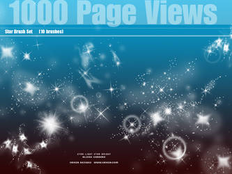 1000 Stars by alisonmf