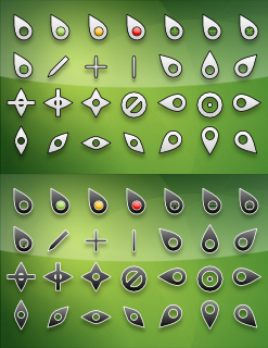 Gruppled Lite Cursors by gruppler