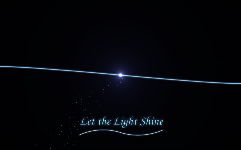 Let It Shine by eternicode