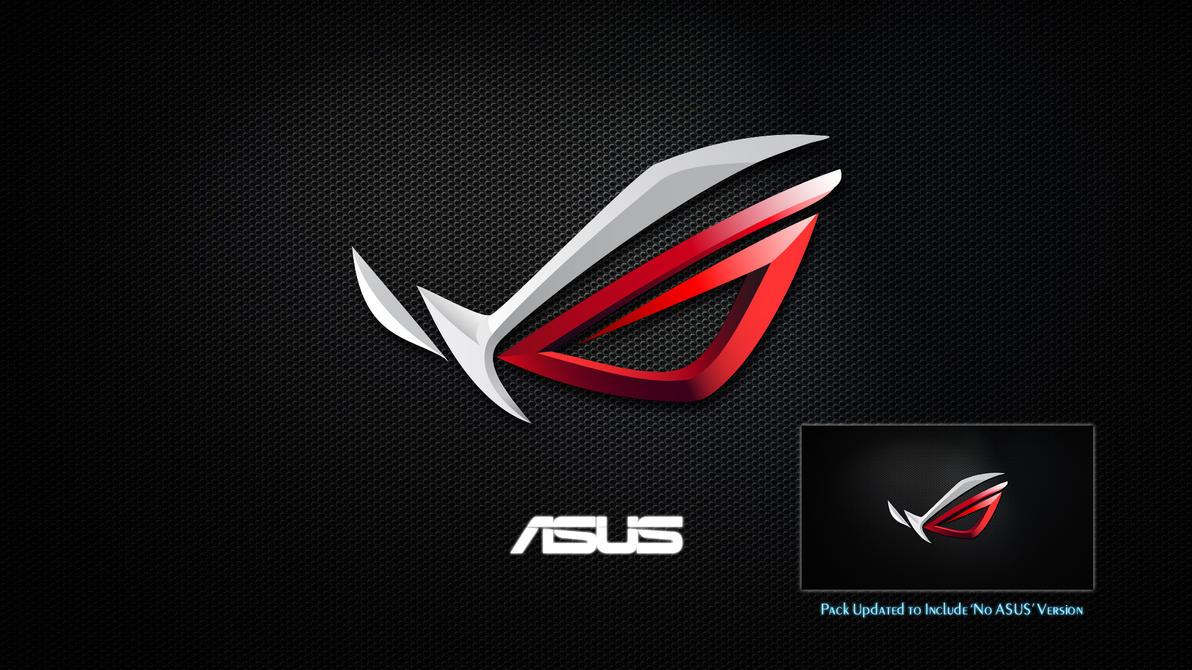 ASUS R.O.G by X3remes on DeviantArt