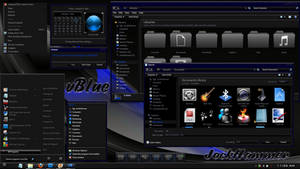 Windows 7 theme : vBlue