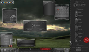 Obsidian v1.0 by NBI-Studio