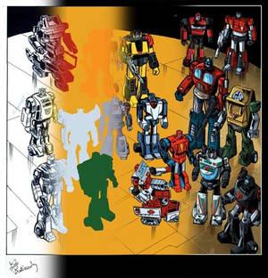 Transformers Issue 01 Walkthrough