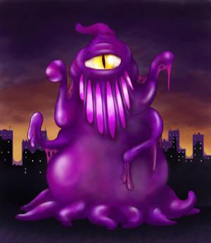 Monstrous Slime