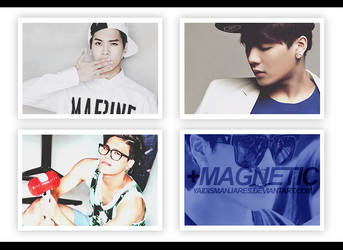 +MAGENTIC/PSD by iLovemeright