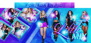 +Little Mix|PORTADA PSD|