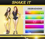 +DEGRADADOS|SHAKE IT