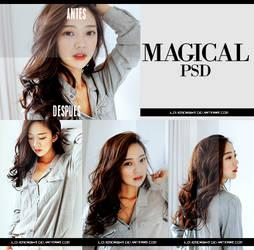+PSD: MAGICAL by iLovemeright