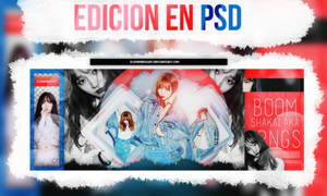 +PORTADA EN PSD: Boom Shakalaka Photopacks by iLovemeright