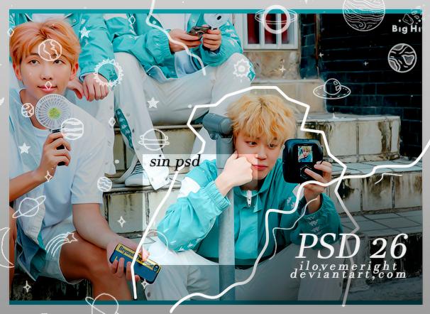 +PSD #26 by iLovemeright