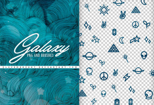 +PACK: Galaxy | Brushes-Pngs