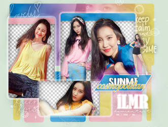 +SUNMI | PACK PNG | 201 by iLovemeright