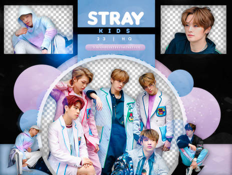 +STRAY KIDS (10+ STAR) | PACK PNG | 204