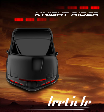Knight rider by 1Reticle