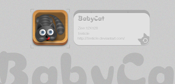BabyCat by 1Reticle