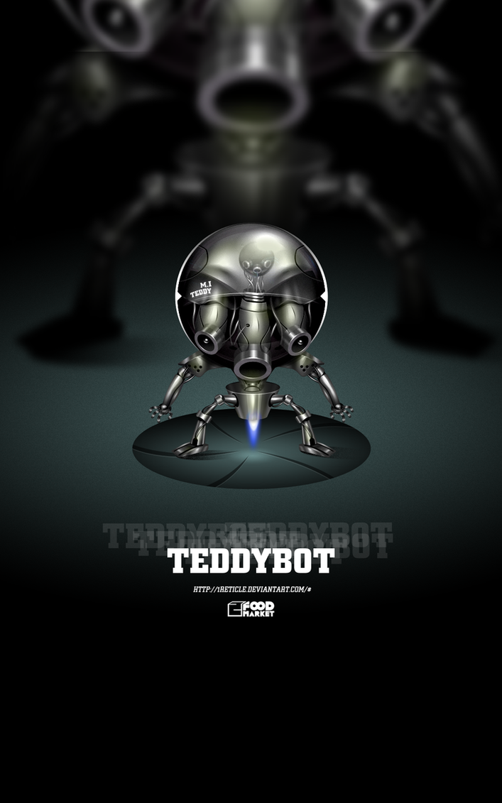 TeddyBot by 1Reticle