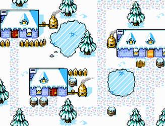 8-Bit Adventures 2 - Snow Town