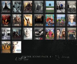Folder Icon Pack 4 by LilSaintJA
