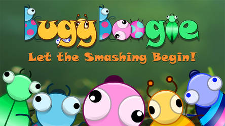 Bugy Boogie - Best Smashing Bugs Game Ever!