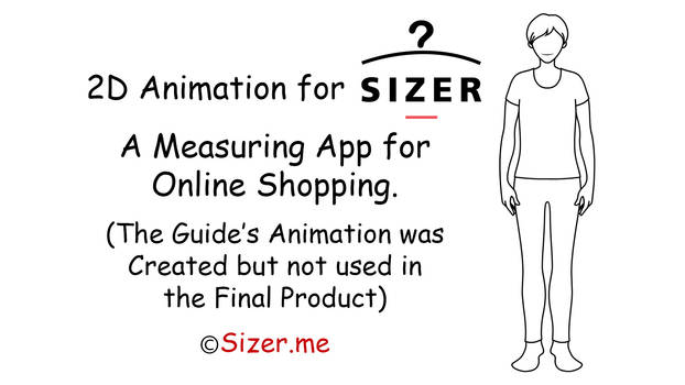 Sizer App - 2D Frame by Frame Character Animation