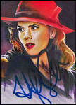 Agent Carter -autographed
