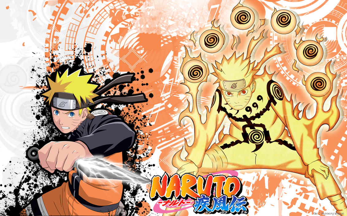 Cool Wallpaper Naruto Deviantart - naruto_wallpaper_by_robertichigo-d37rk07  Pictures_25379.jpg