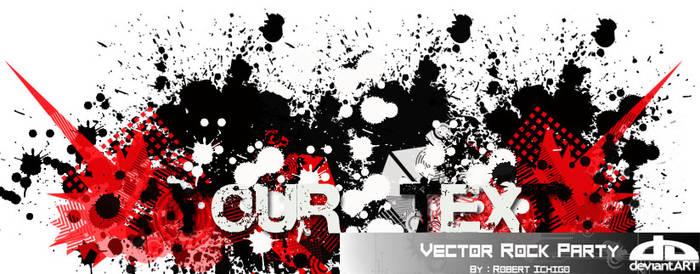 Rock Party Vector