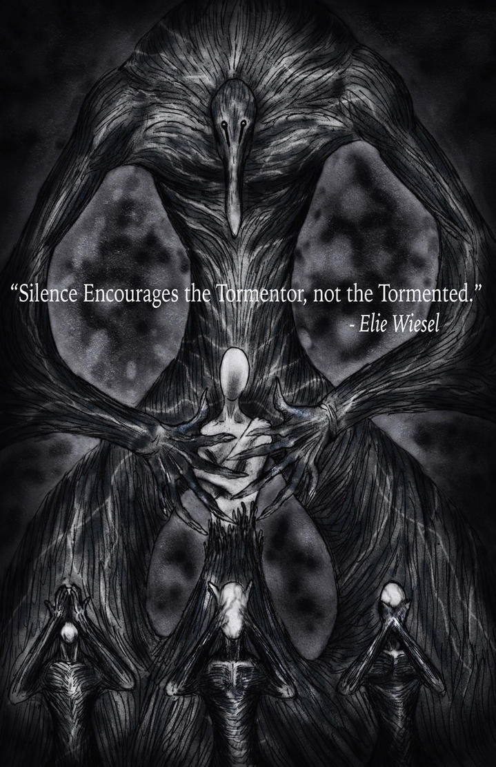 The Tormentor by Quinn-Red