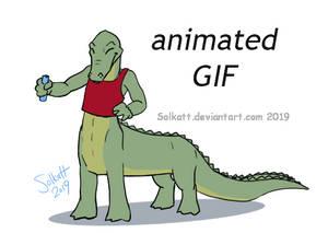 Krockard animation